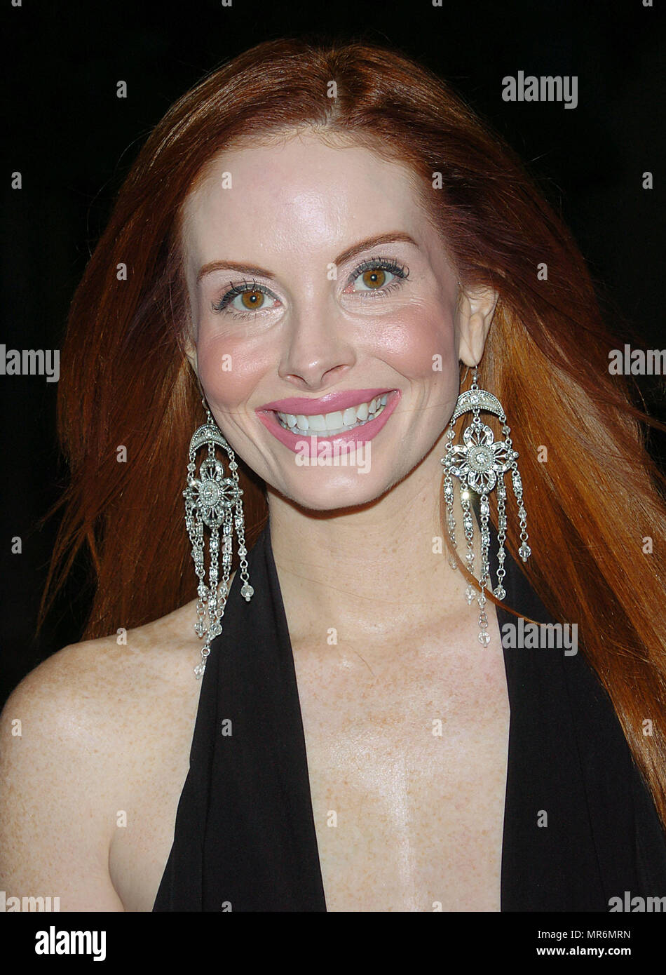 Phoebe Price arriving at the Spinning Boris Premiere at the