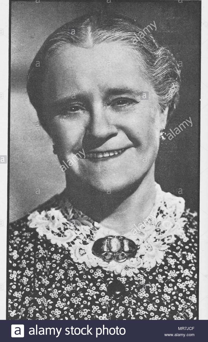 Mary Gordon (actress)