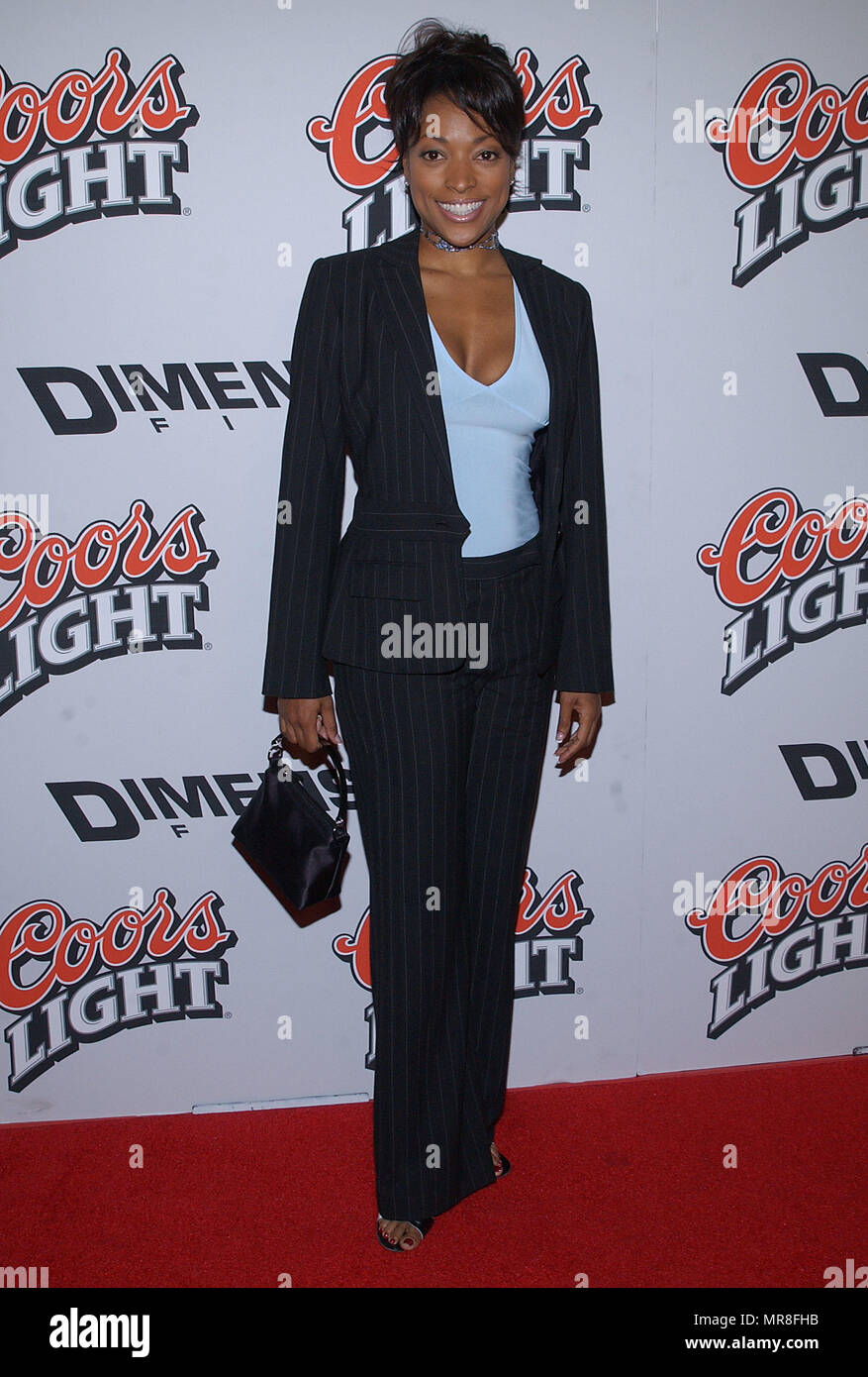 Kellita Smith arriving at the