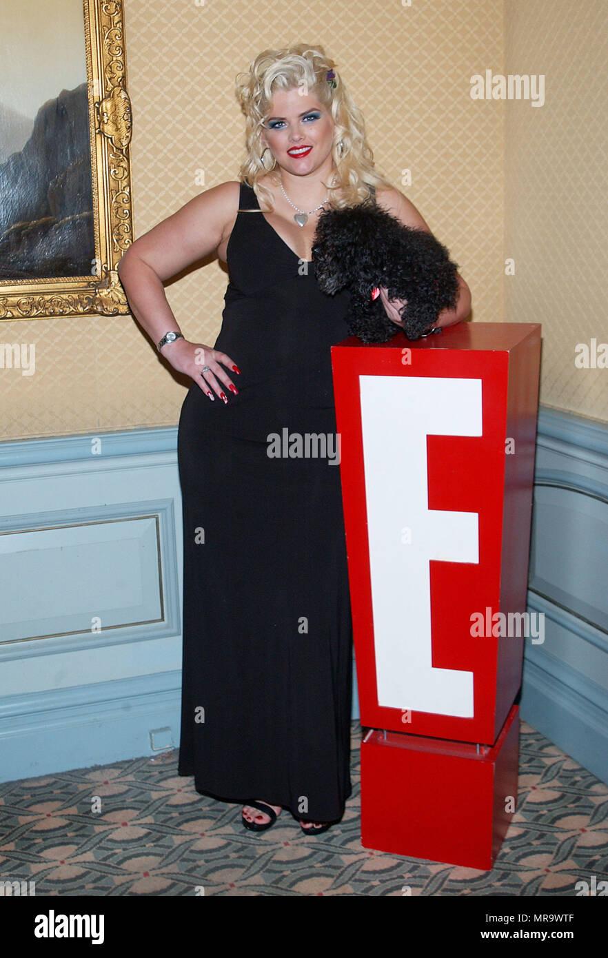 The Anna Nicole Smith Show Stock Photos & The Anna Nicole Smith Show
