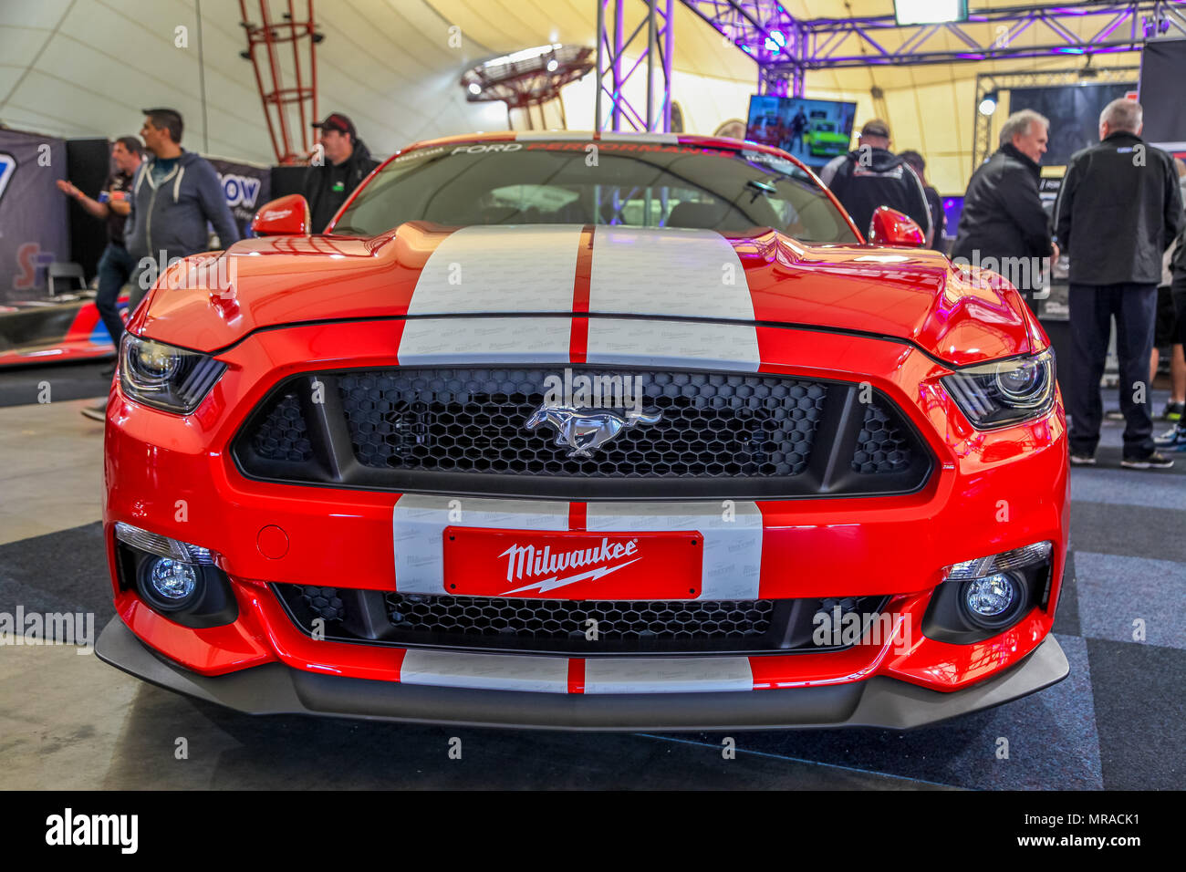 Melbourne ShowGrounds Melbourne Victoria Australia Th May - Car show milwaukee 2018