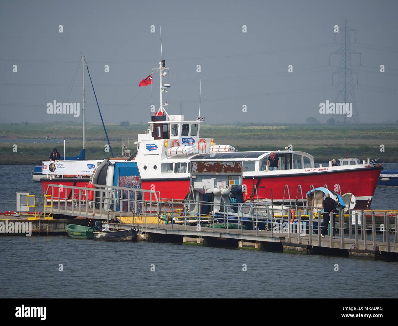 kent essex ferry