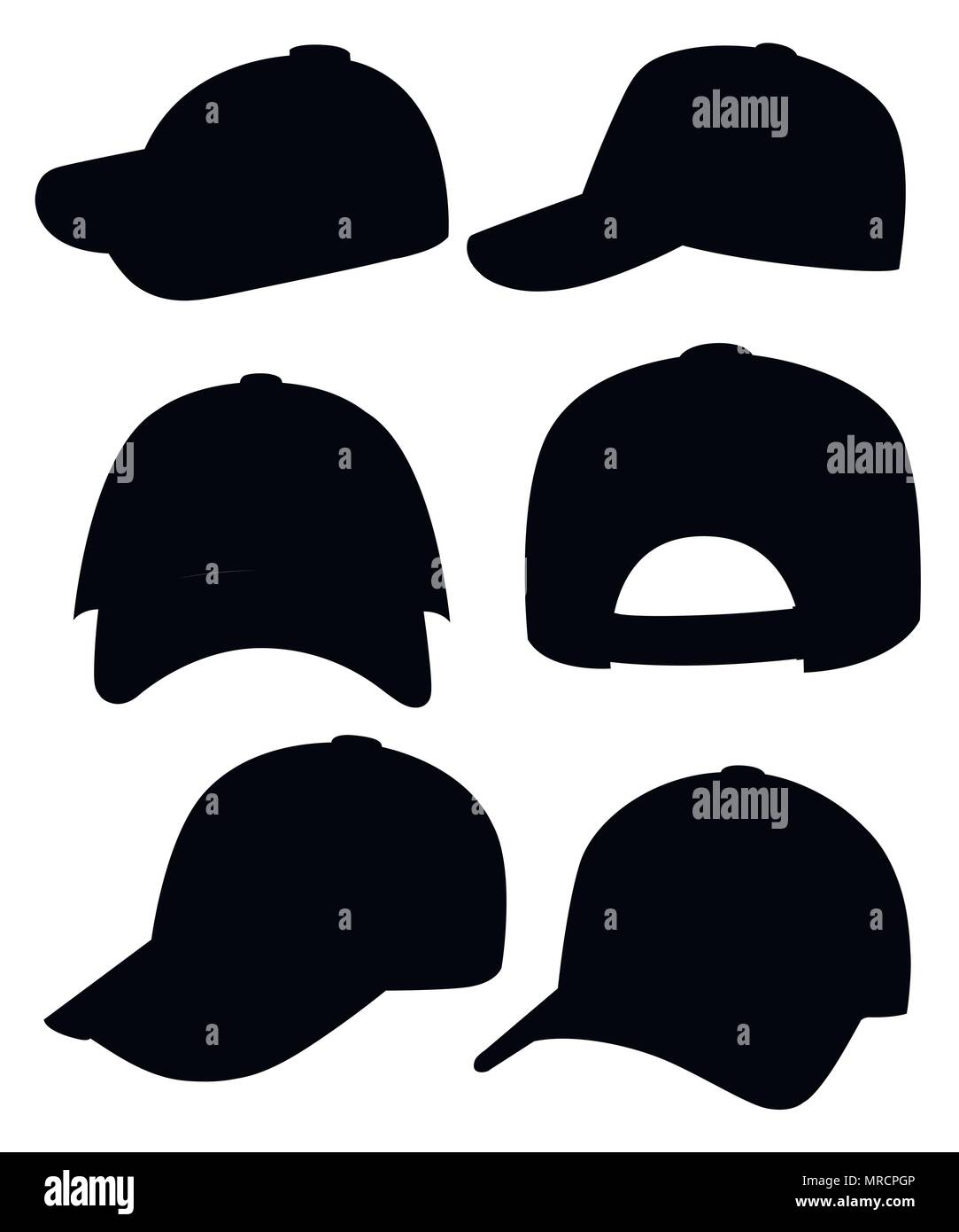 f8006a67c14 Baseball cap. Collection of various caps. Summer hats for children and