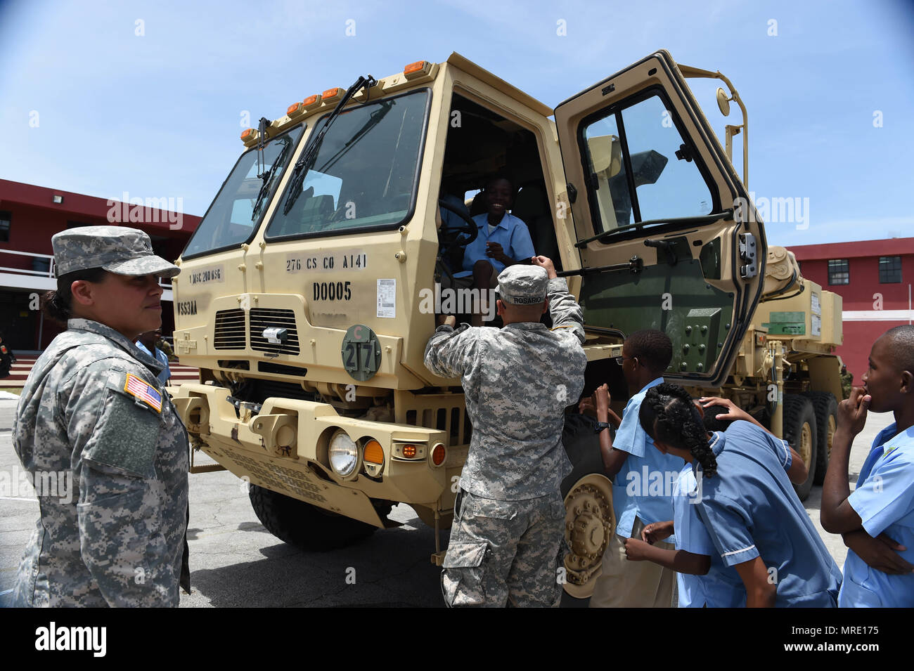 Bulletin Board Service Motorized Grain Mill Wiring Question Help Trk Stock Photos Images Alamy 170607 N Rg360 0148 United States Army Reserve Sgt Jarelys Santana