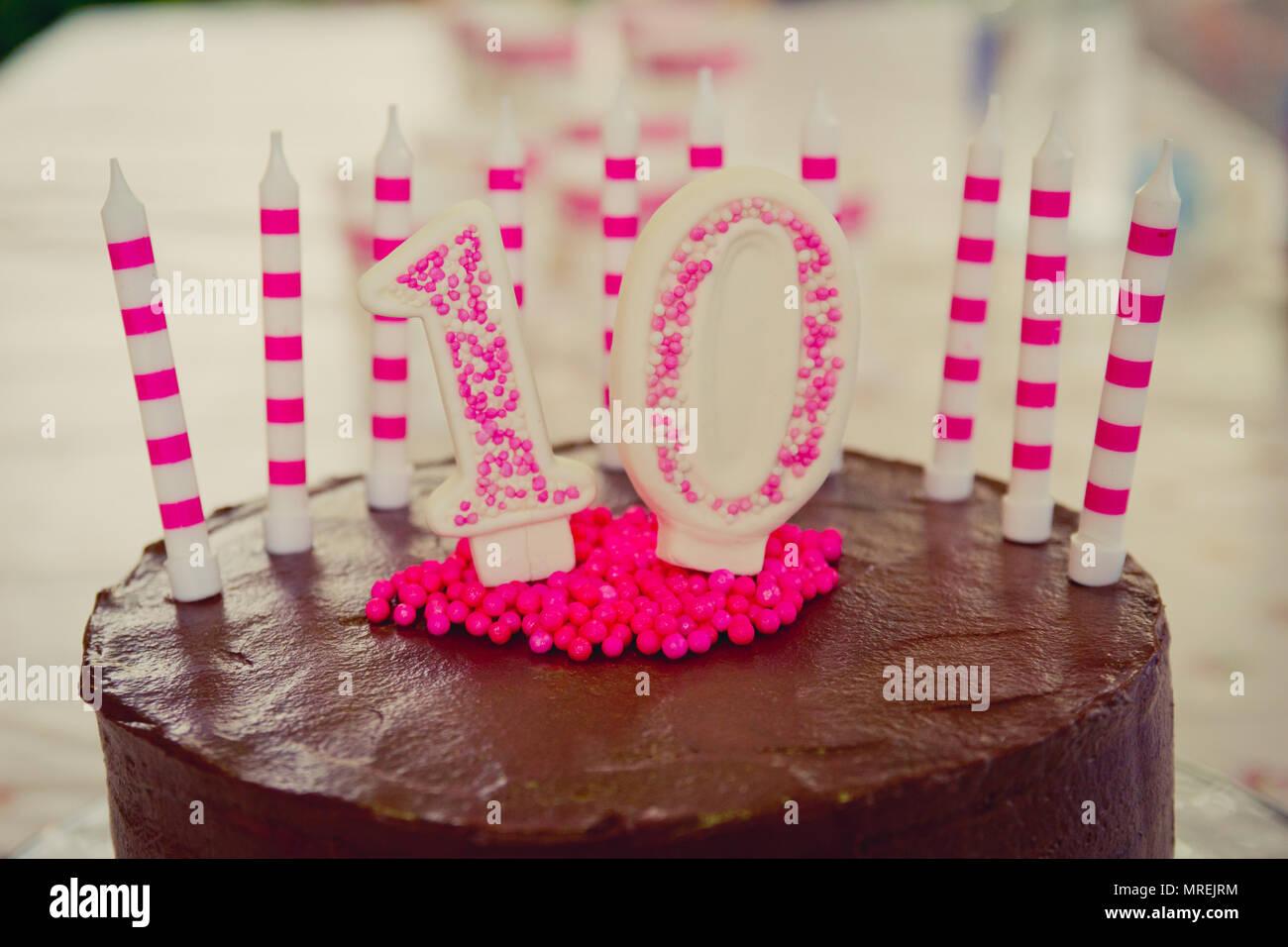 Tremendous Happy 10Th Birthday Stock Photos Happy 10Th Birthday Stock Funny Birthday Cards Online Ioscodamsfinfo