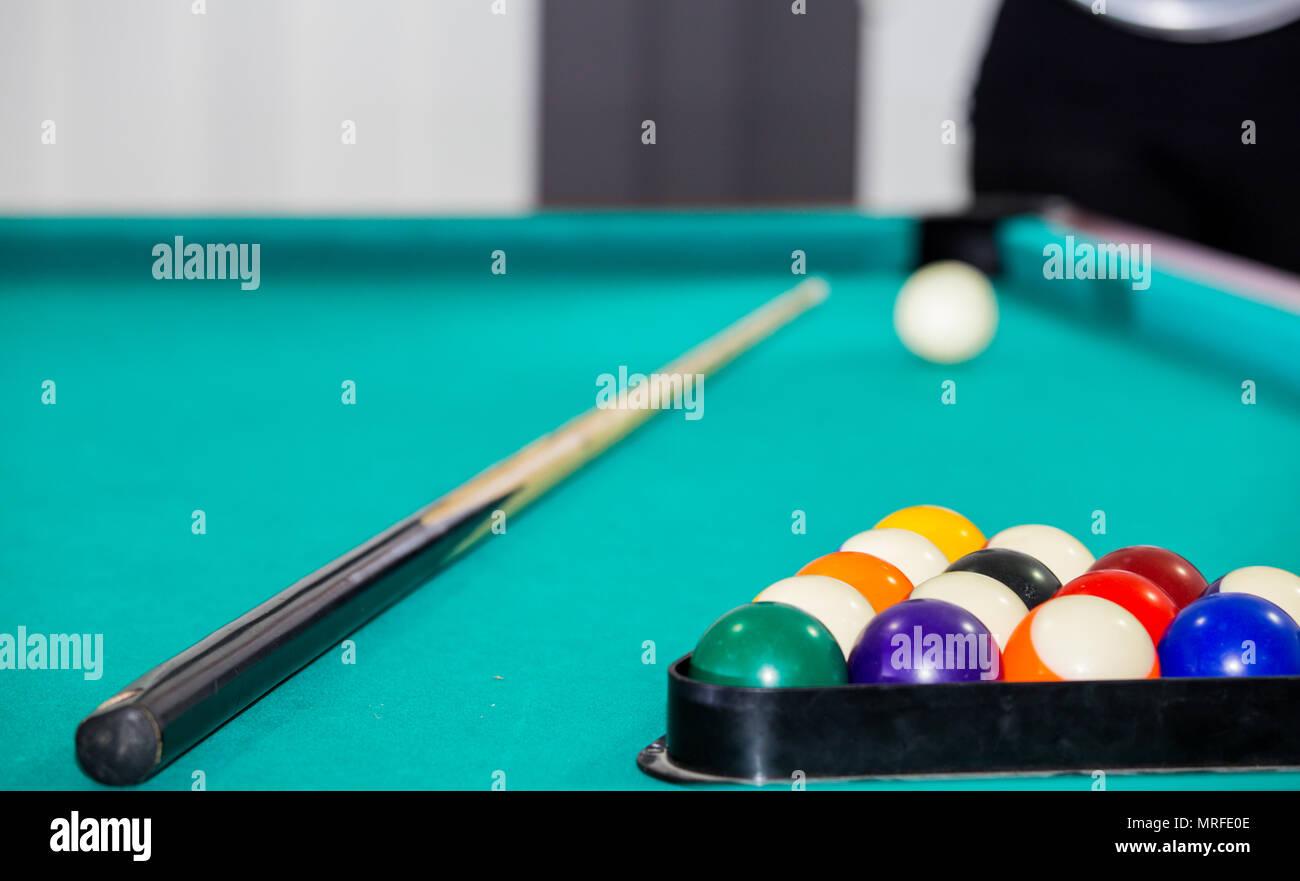 Sports Play Recreation Hobby Tactics Billiard Table With - Mr billiards pool table