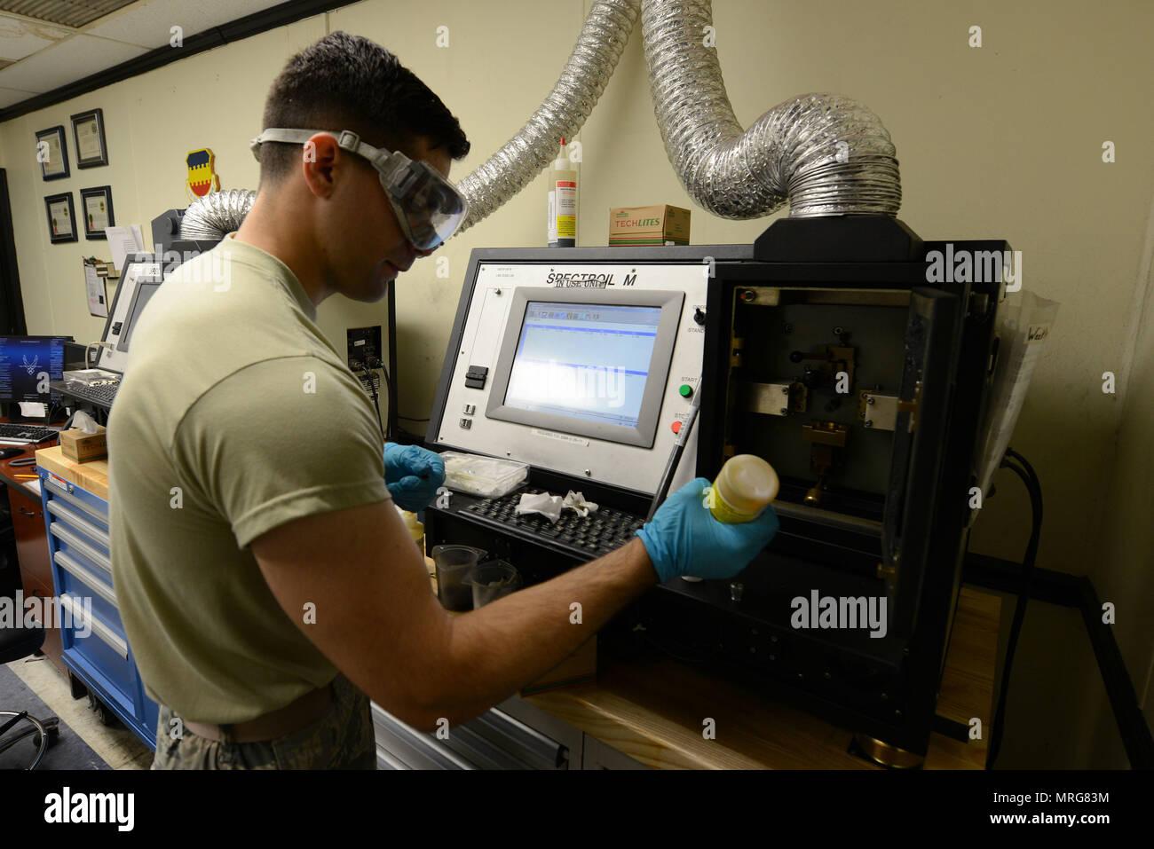 U S  Air Force Airman 1st Class Joshua Bruno, 20th Equipment