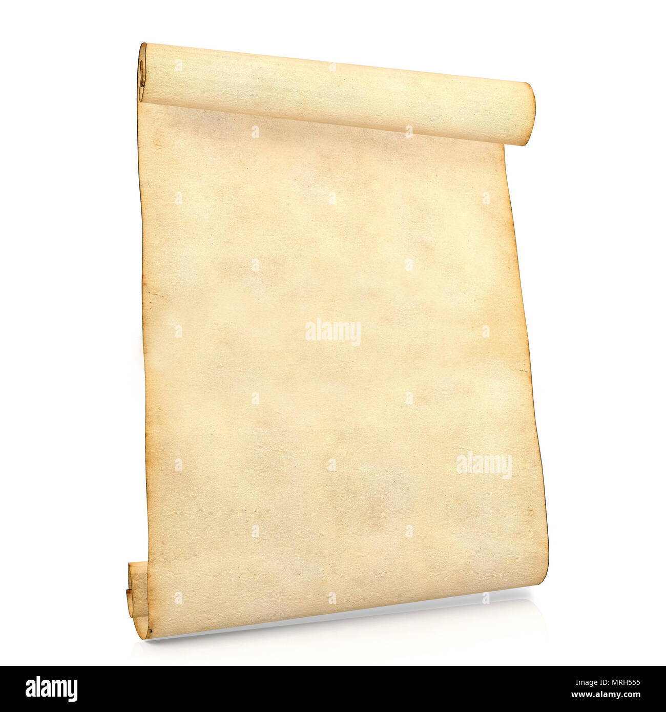 old parchment paper scroll 3d stock photos old parchment paper