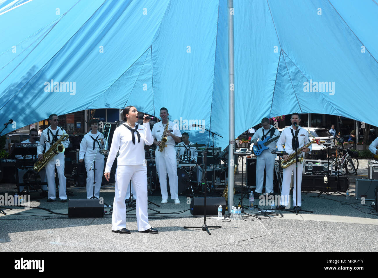 Rhode Island Sound Navy Rock Band