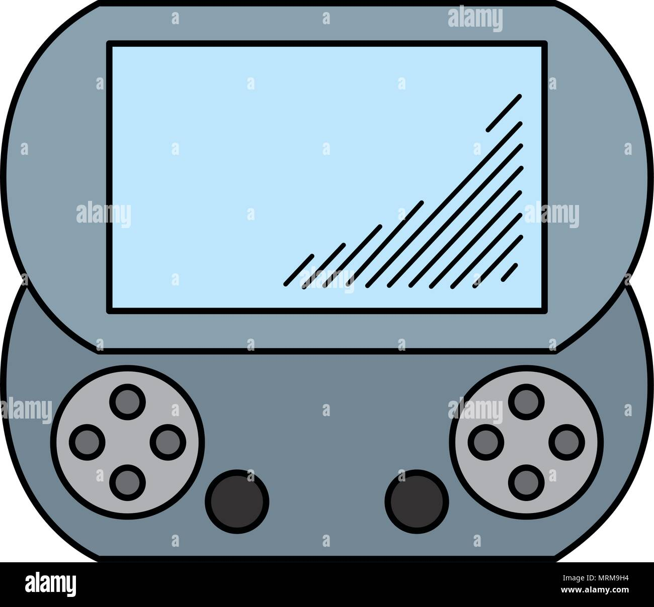 Handheld Game Console Stock Photos & Handheld Game Console Stock