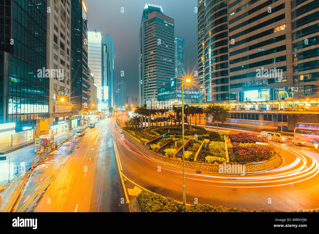 Hongkong - Stock Image