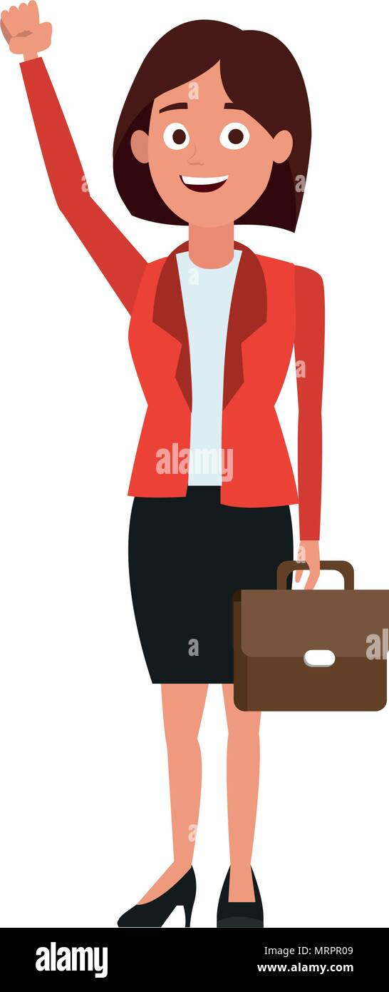 Page 2 Professional Career Business Cartoon Woman High Resolution Stock Photography And Images Alamy
