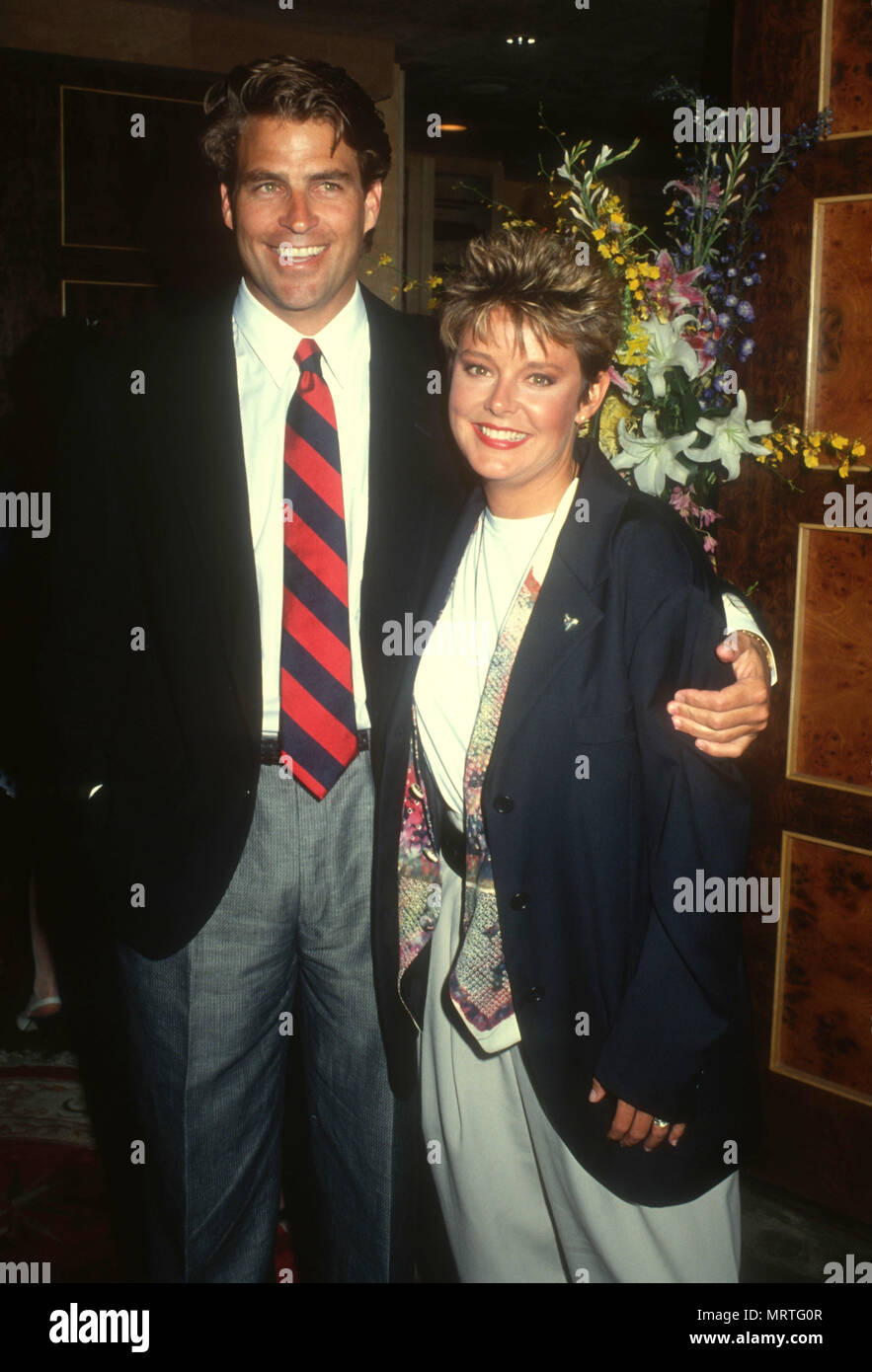 Amanda Bearse Pictures los angeles, ca - april 15: (l-r) actor ted mcginley and