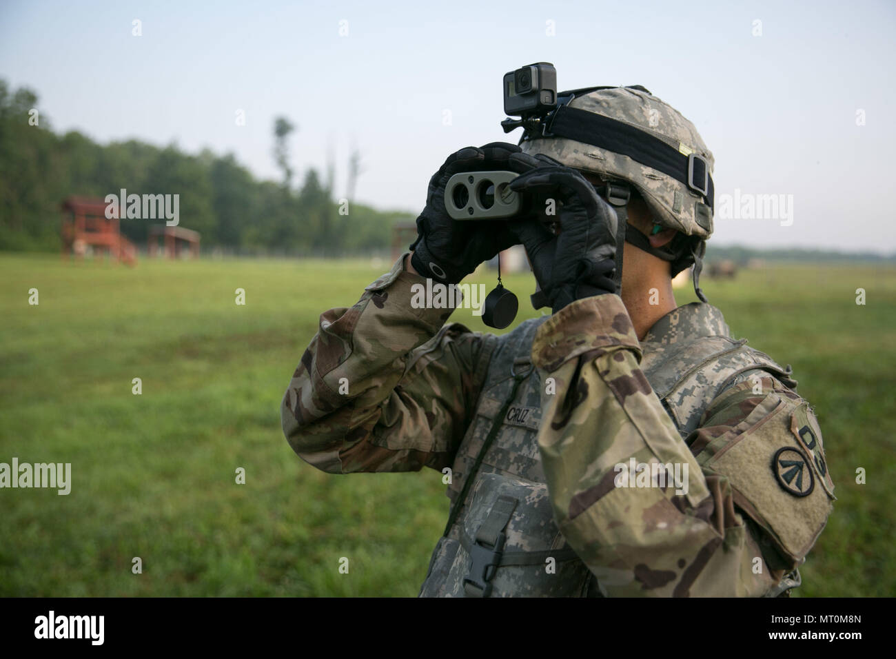 Army soldier finder