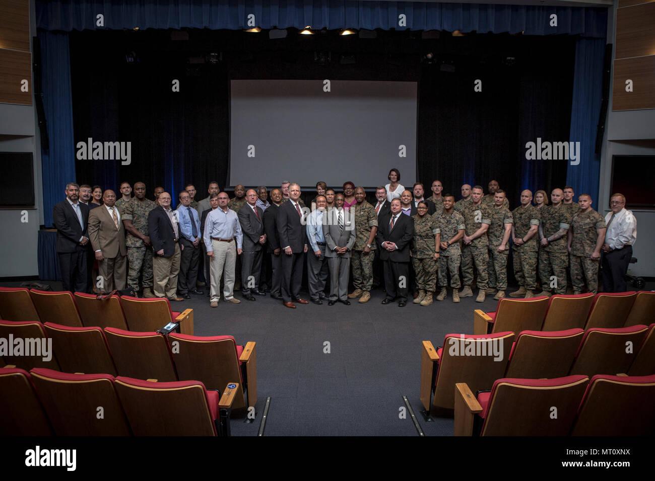 U S  Marine Corps Lt  Gen  Ronald L  Bailey, deputy