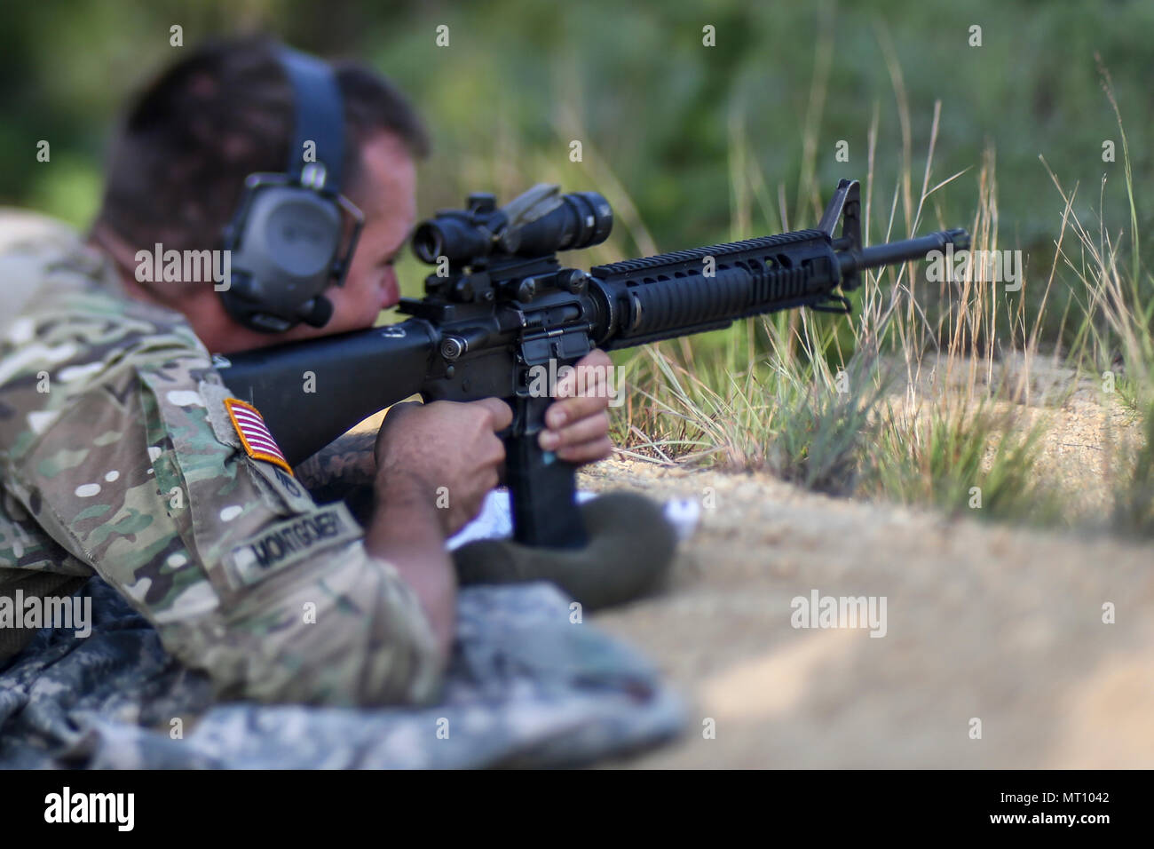 M16a4 Rifle Stock Photos M16a4 Rifle Stock Images Alamy