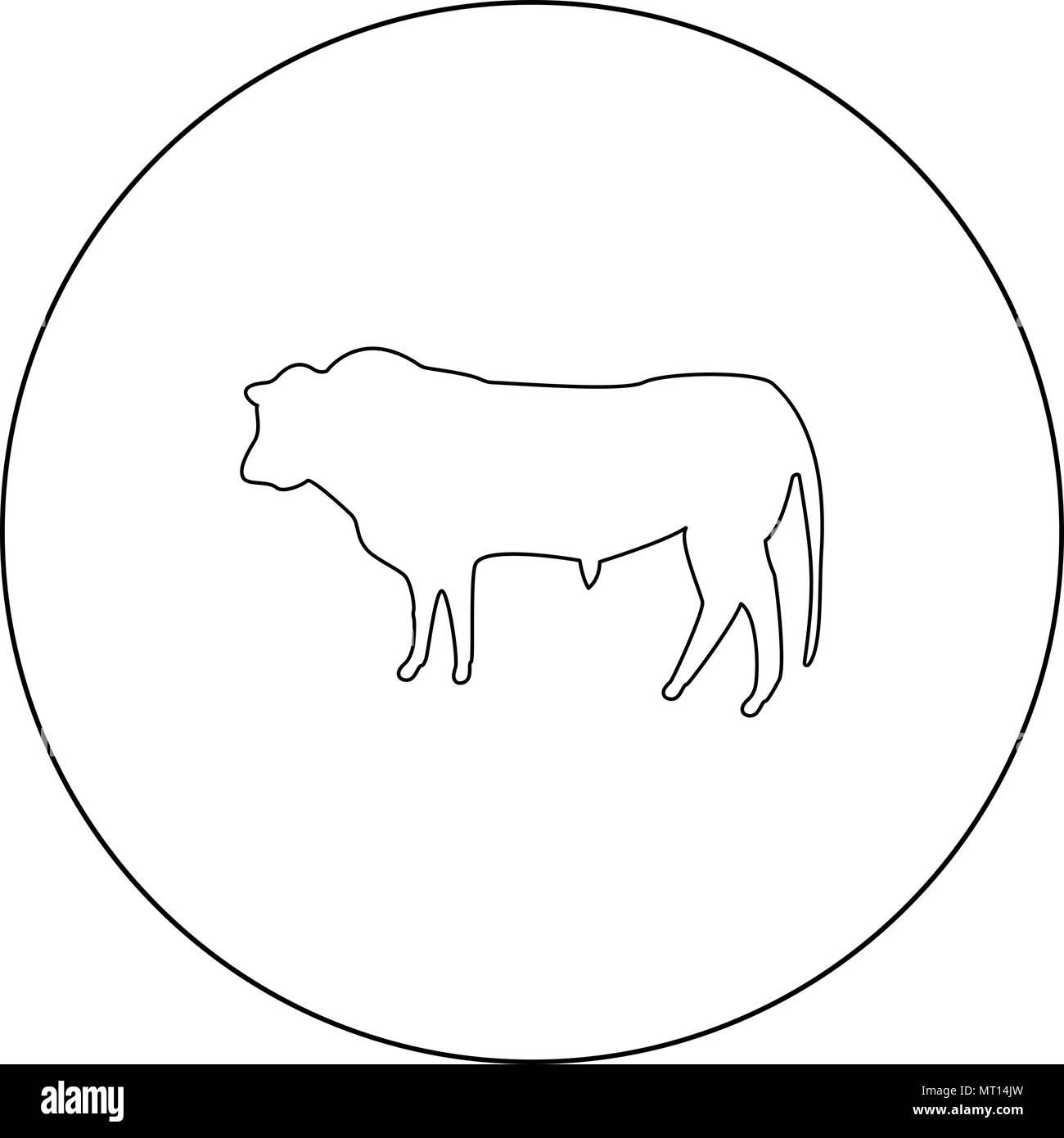 outline bull head stock photos outline bull head stock images alamy