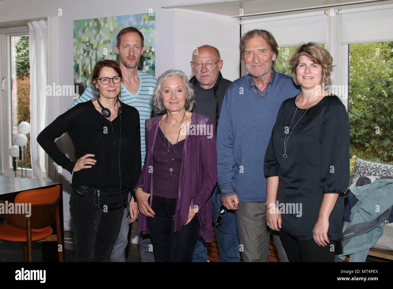 Ehefrau matthias habich Schauspieler: Wanderers
