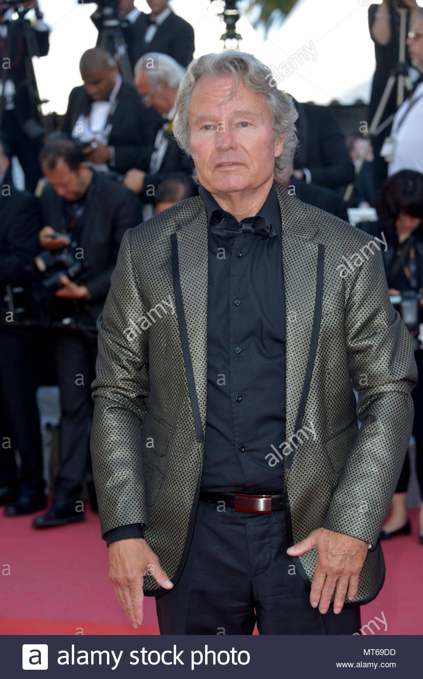 John Savage 71st cannes film festival 2018 - Stock Image
