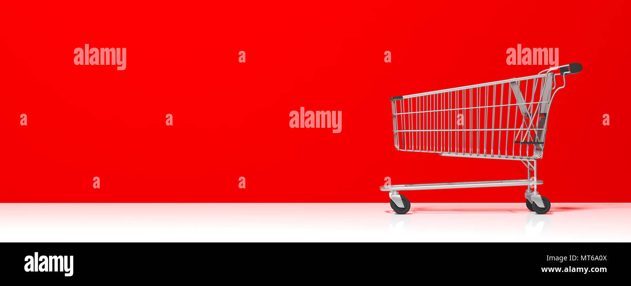 Shopping Cart Banners Job Opportunity Banners