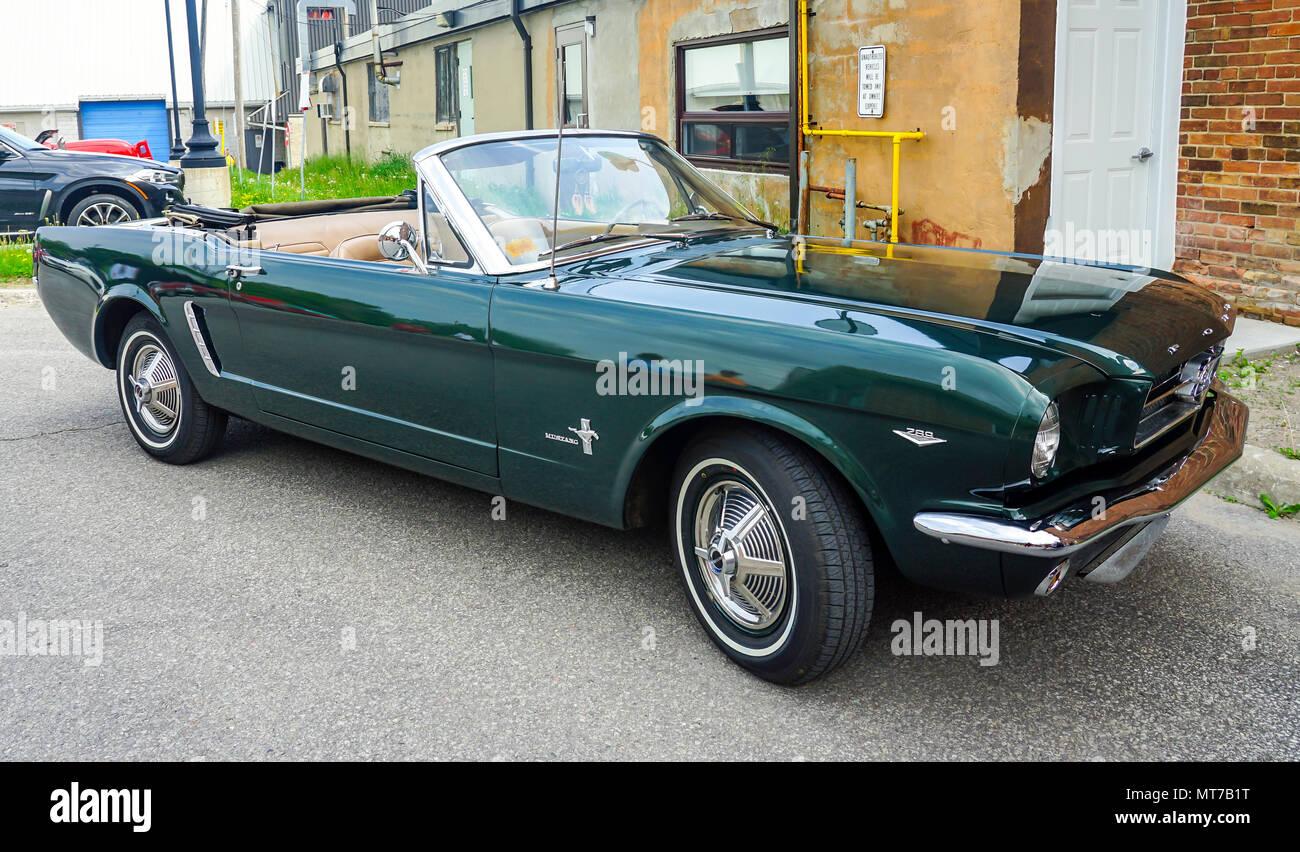 Mustang Old Vintage Cars