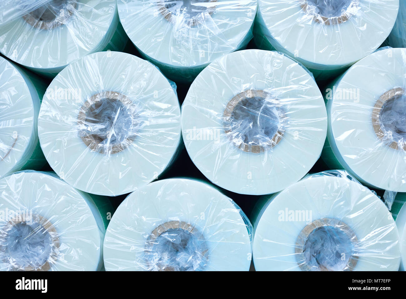paper rolls background stock photo 187020506 alamy
