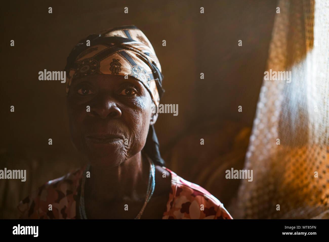 Woman in Ndalatando