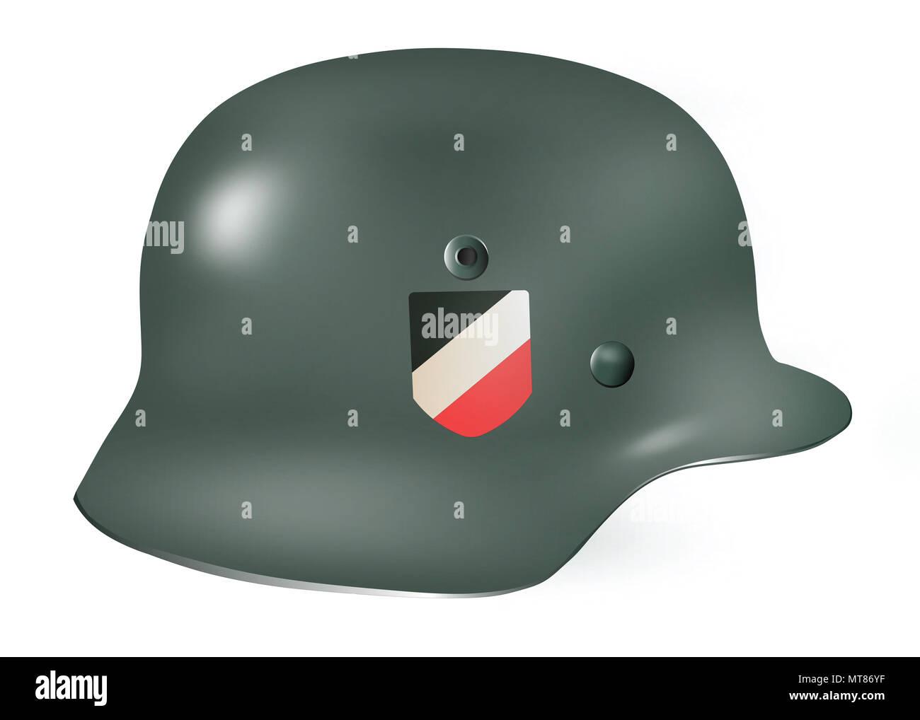 German Helmet Stock Photos & German Helmet Stock Images - Alamy