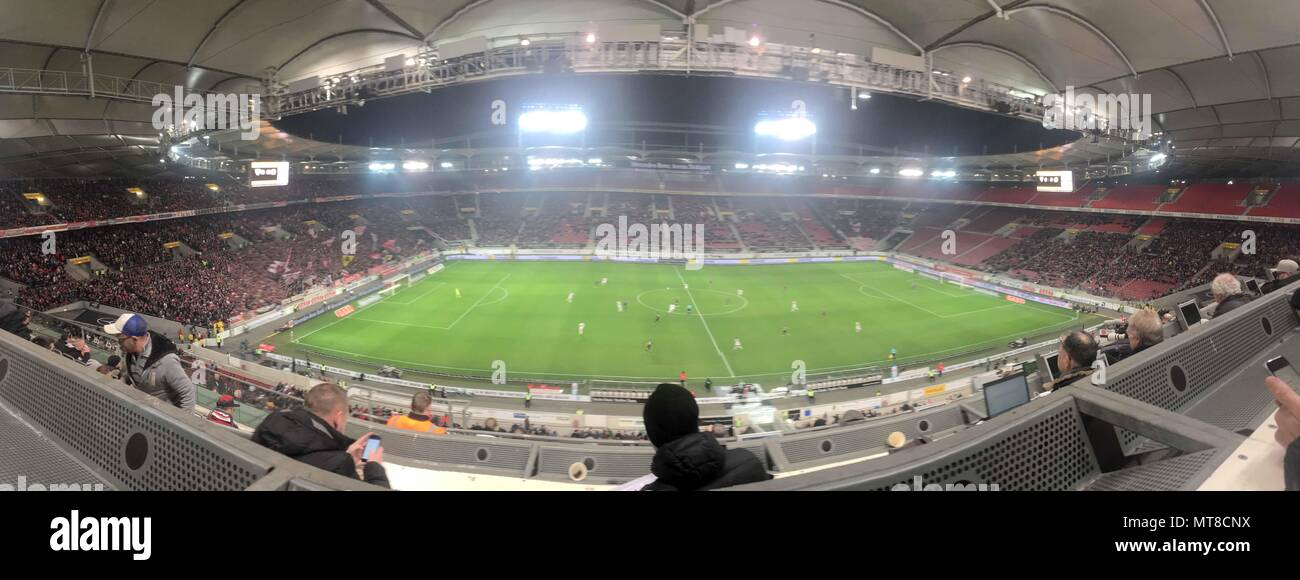 At Mercedes Benz Arena Stuttgart Stock Photos & At Mercedes Benz ...
