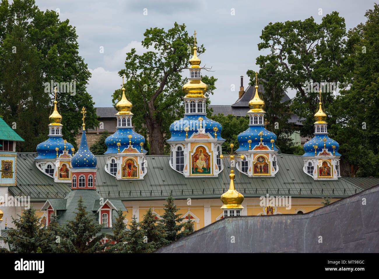 Pskovo-Pechersky Monastery: how to get there 77