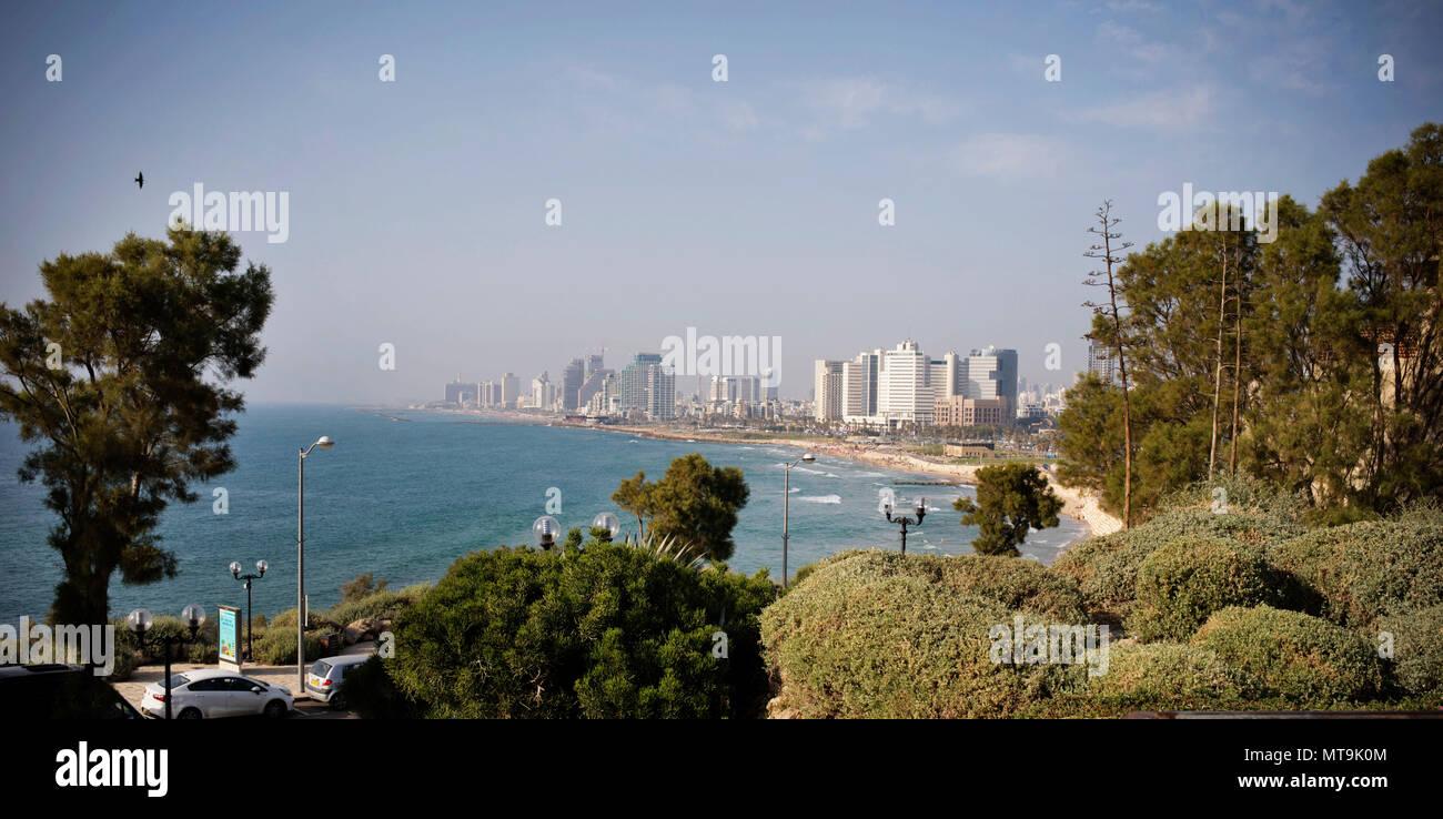 Tel Aviv-Yafo - Stock Image