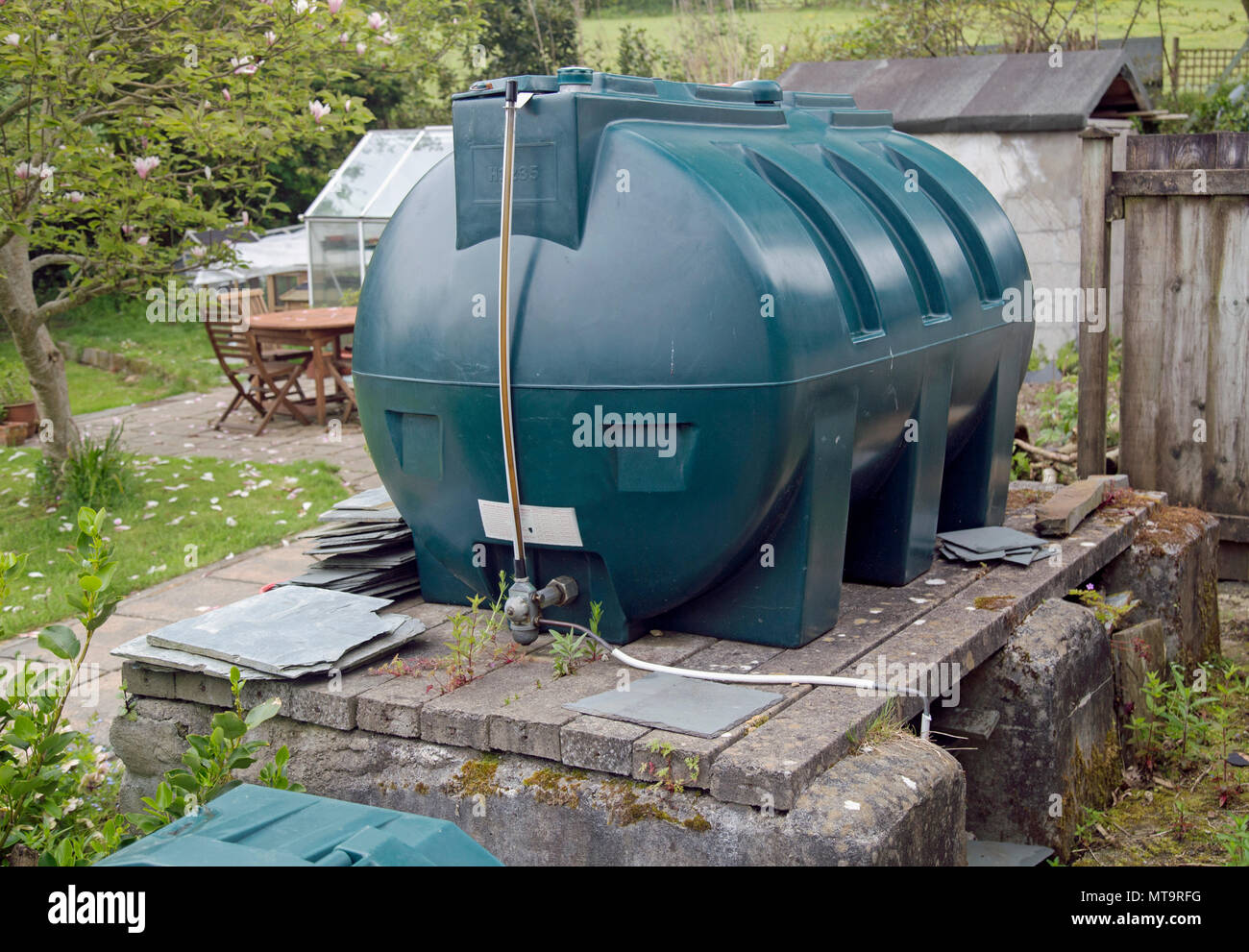 Heating Oil House Stock Photos & Heating Oil House Stock Images - Alamy
