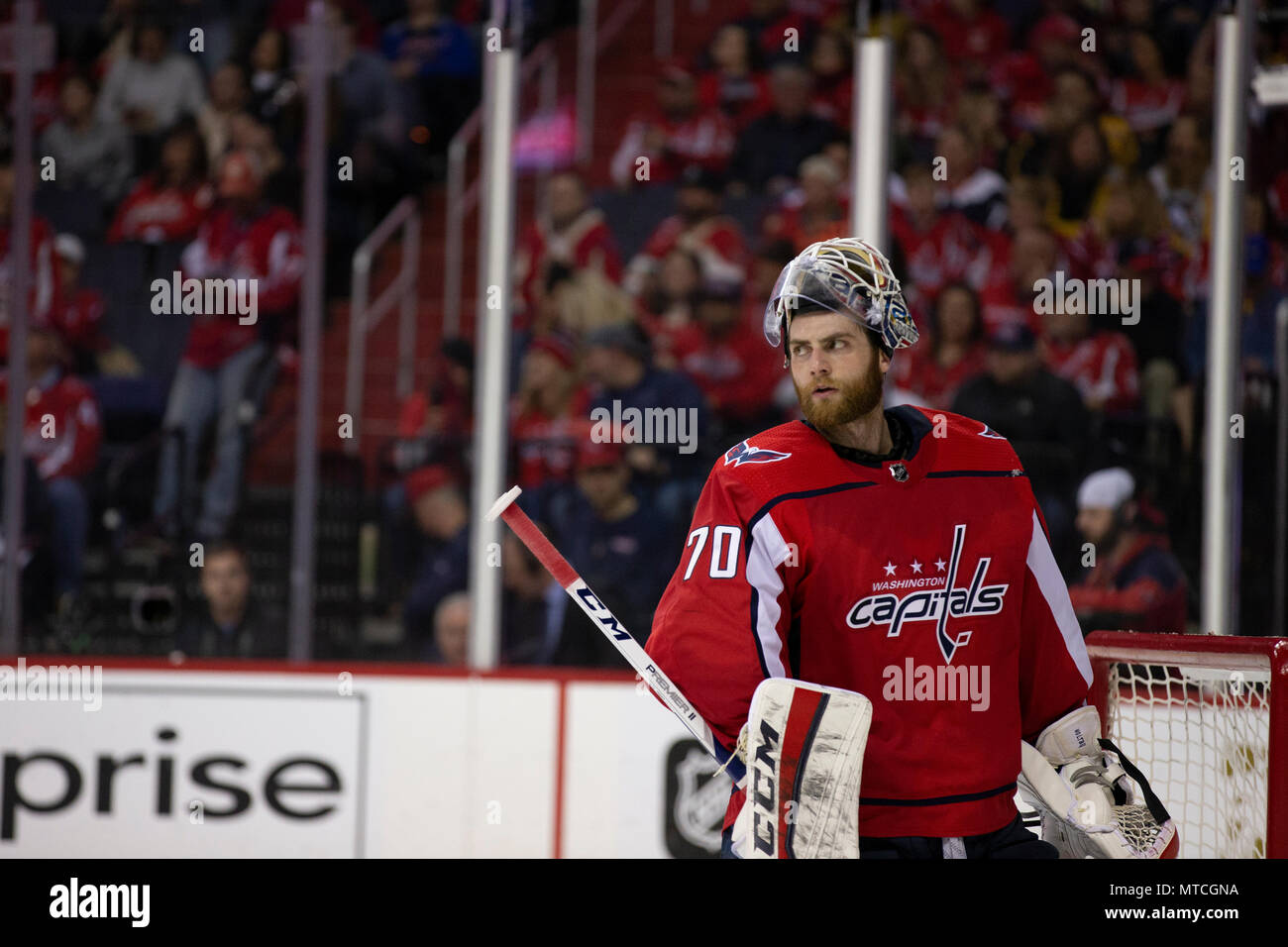 b45817416a7 Nhl Goaltender Stock Photos   Nhl Goaltender Stock Images - Alamy