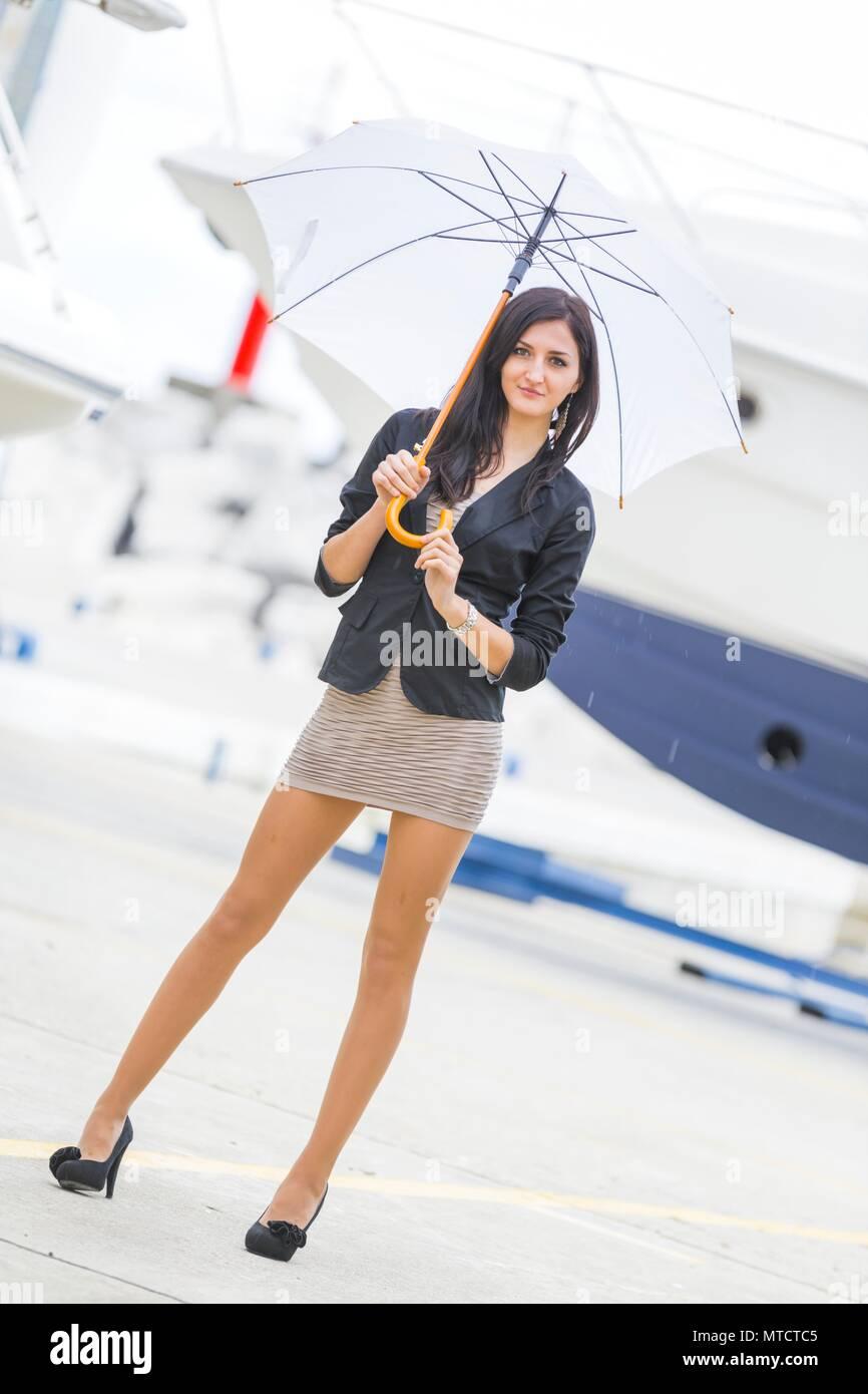 Teen Girl Legs Heels Teenage People