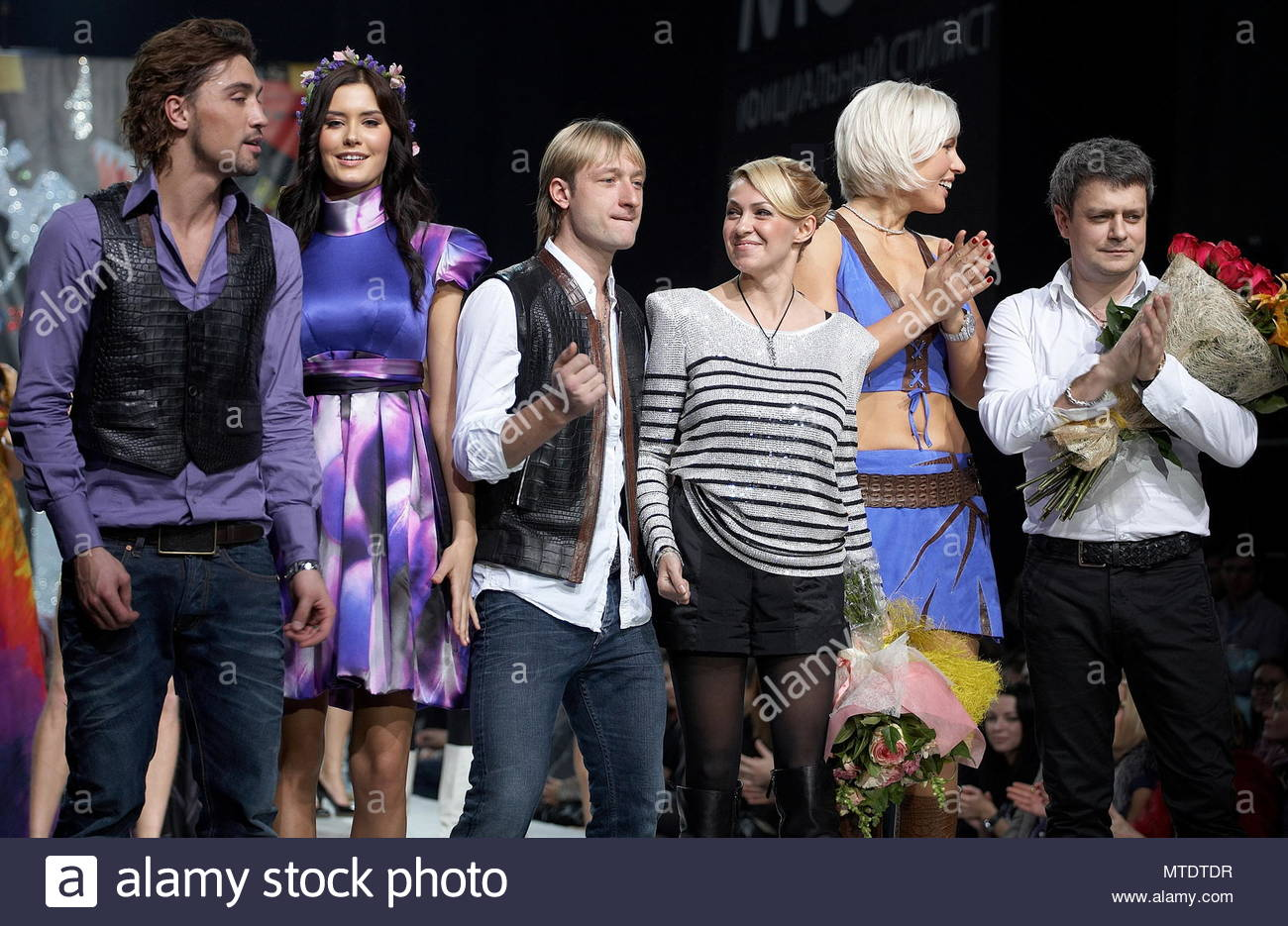 Rudkovskaya and Plushenko are working on the creation of a daughter 05/16/2018 72