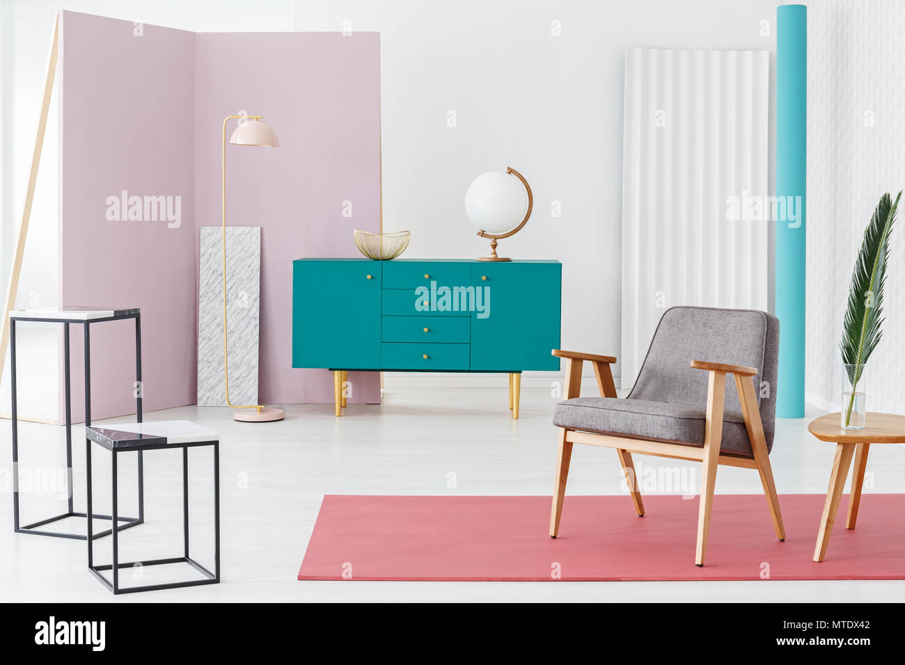 Tremendous Wooden Turquoise Cupboard With Gold Bowl And White Globe Inzonedesignstudio Interior Chair Design Inzonedesignstudiocom