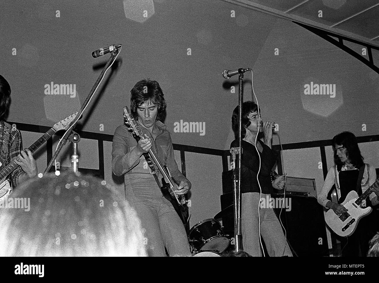Bay City Rollers, Howard Park Kilmarnock, 1973 - Stock Image