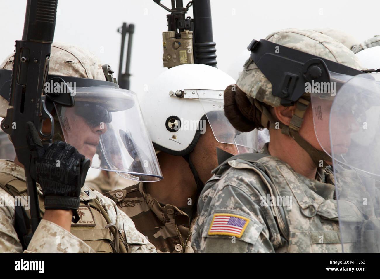 Us Marine Corps Usmc Corporal Cpl Tompkins Military Police Mp Company Uses A Bomb Search Mirror During A Random Vehicle Inspection Marine Corps Base Mcb Camp Lejeune North Carolina Picryl Public