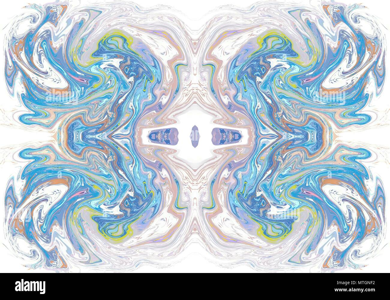 Graphic Painting Fractal Art Abstract Design Background