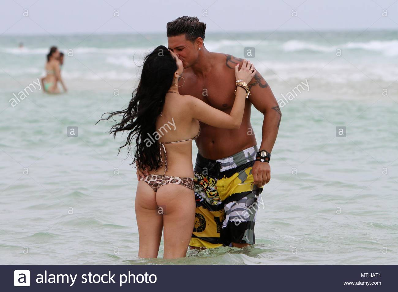 Rocio and pauly d still dating