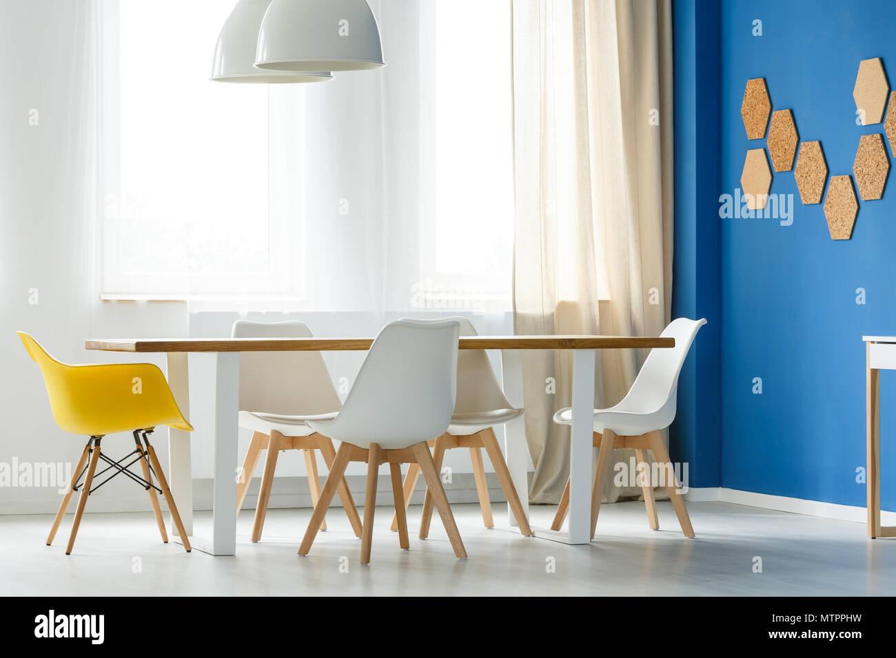 Tremendous Multifunctional Scandinavian Home Interior With Communal Theyellowbook Wood Chair Design Ideas Theyellowbookinfo