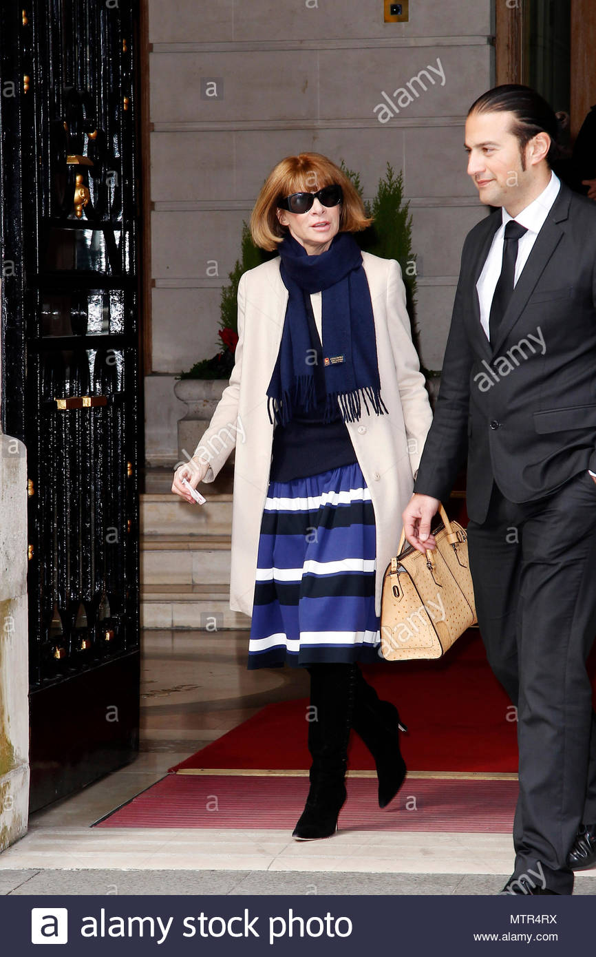 Anna Wintour is Boycotting Her Favorite Hotel In Support of GayRights