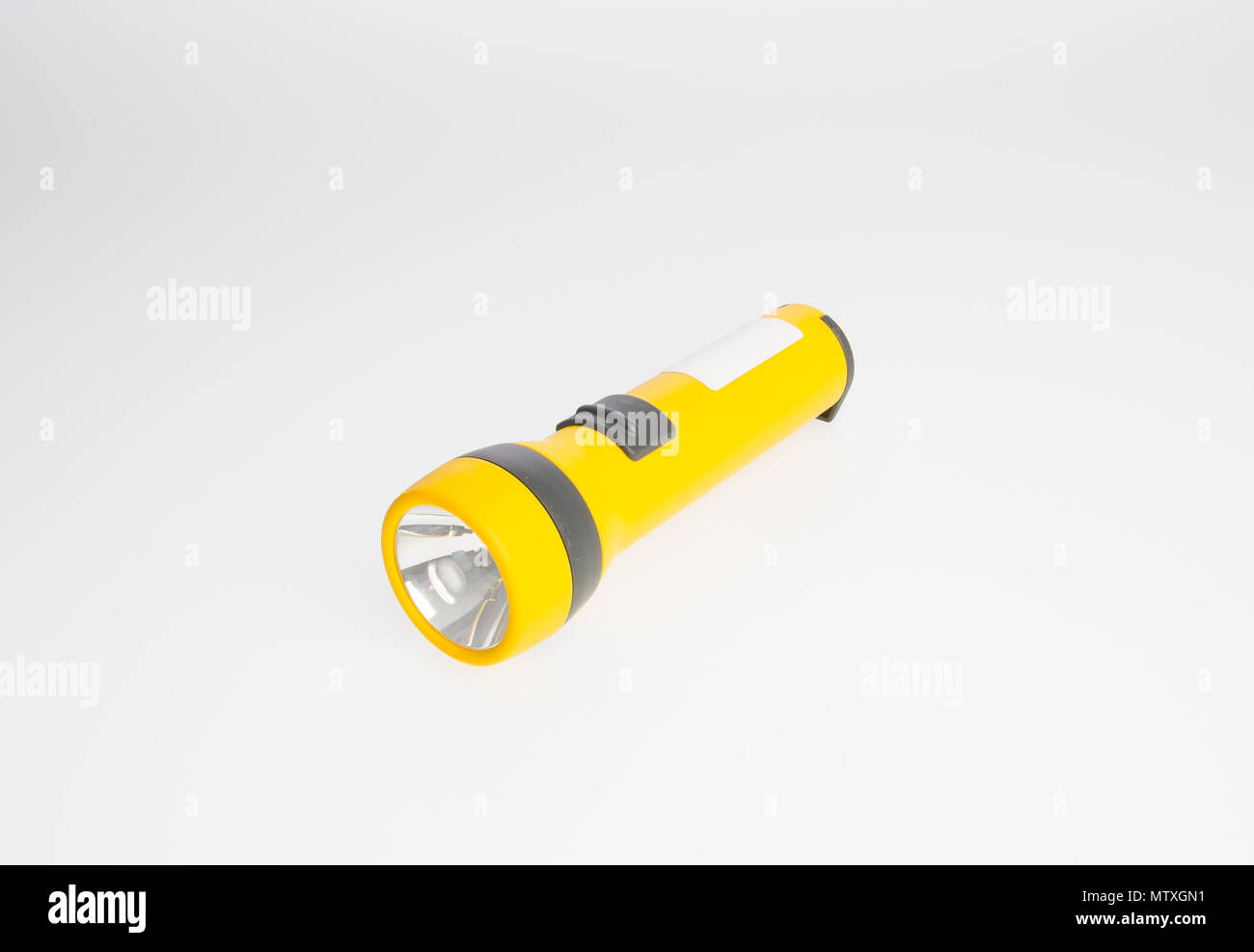 Flash Light or Light on a background - Stock Image