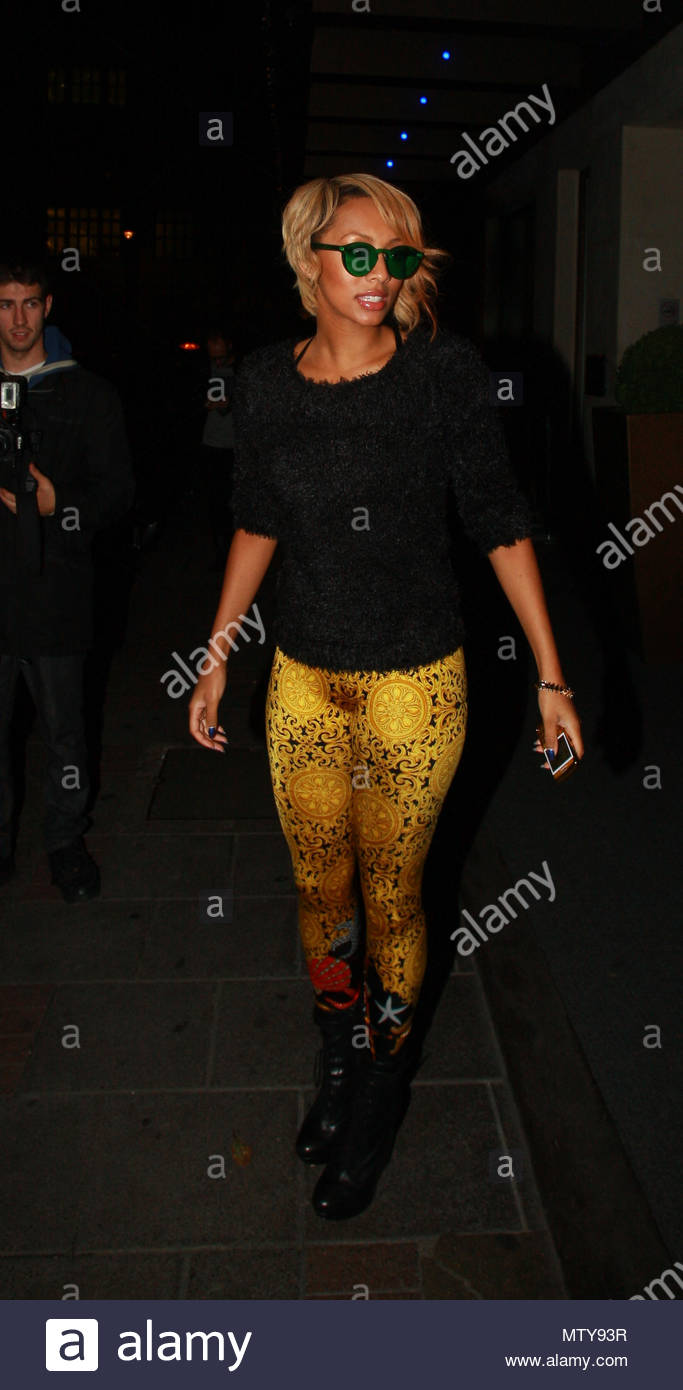 e2f7bbf31a Keri Hilson. US Singer Keri Hilson pictured leaving May Fair Hotel wearing  green tinted sunglasses in London