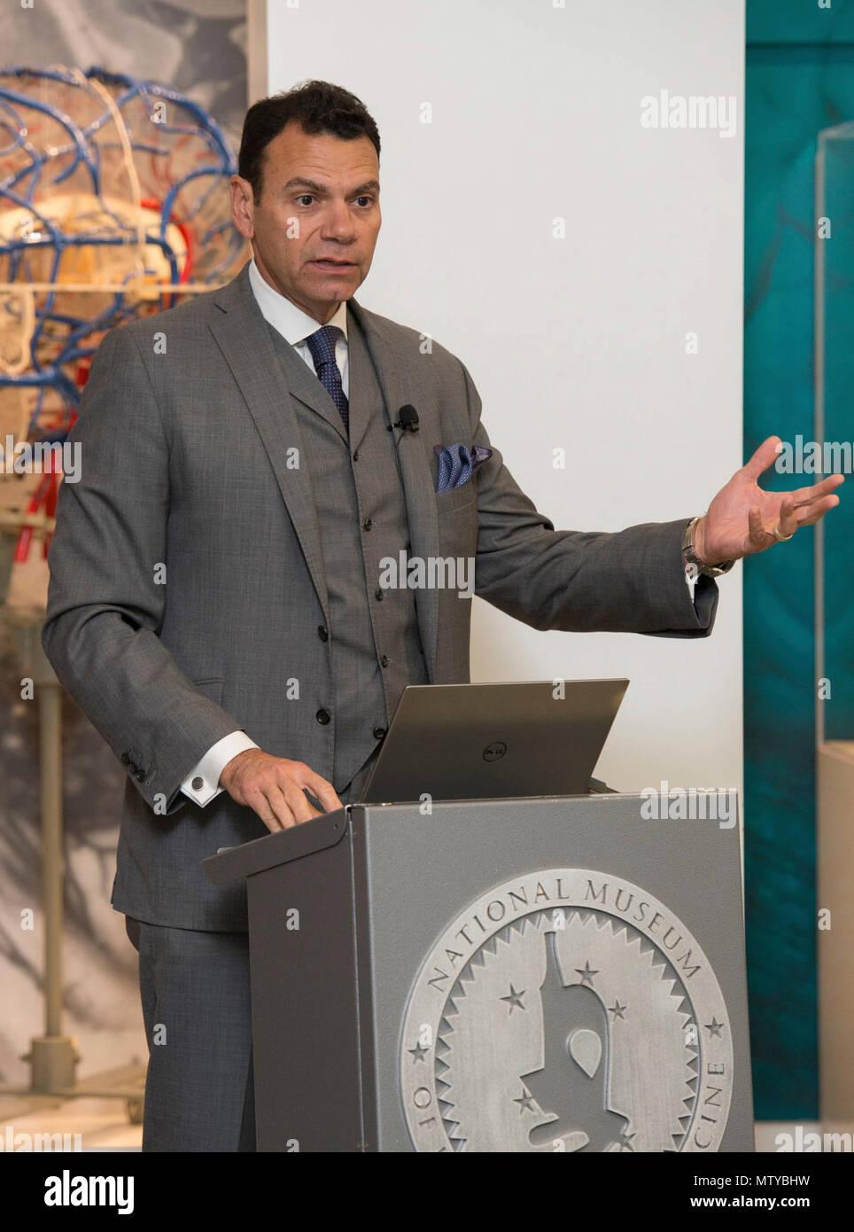 Caption: Plastic surgeon Eduardo D  Rodriguez, MD, DDS, of
