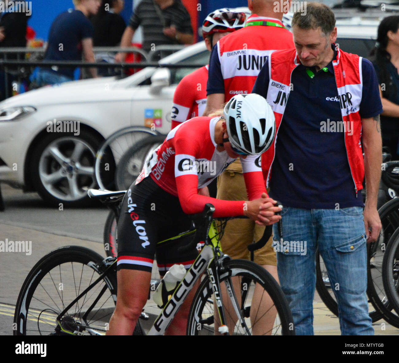 Salisbury, Wiltshire, UK. 31st May 2018. 2018 OVO Energy Tour Series Grand Final. Credit: JWO/Alamy Live News Stock Photo