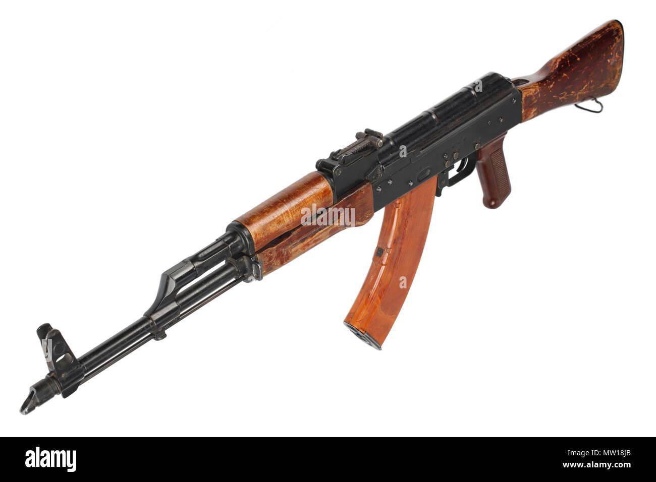 AK - 47 (AKM) assault rifle Stock Photo: 187498819 - Alamy