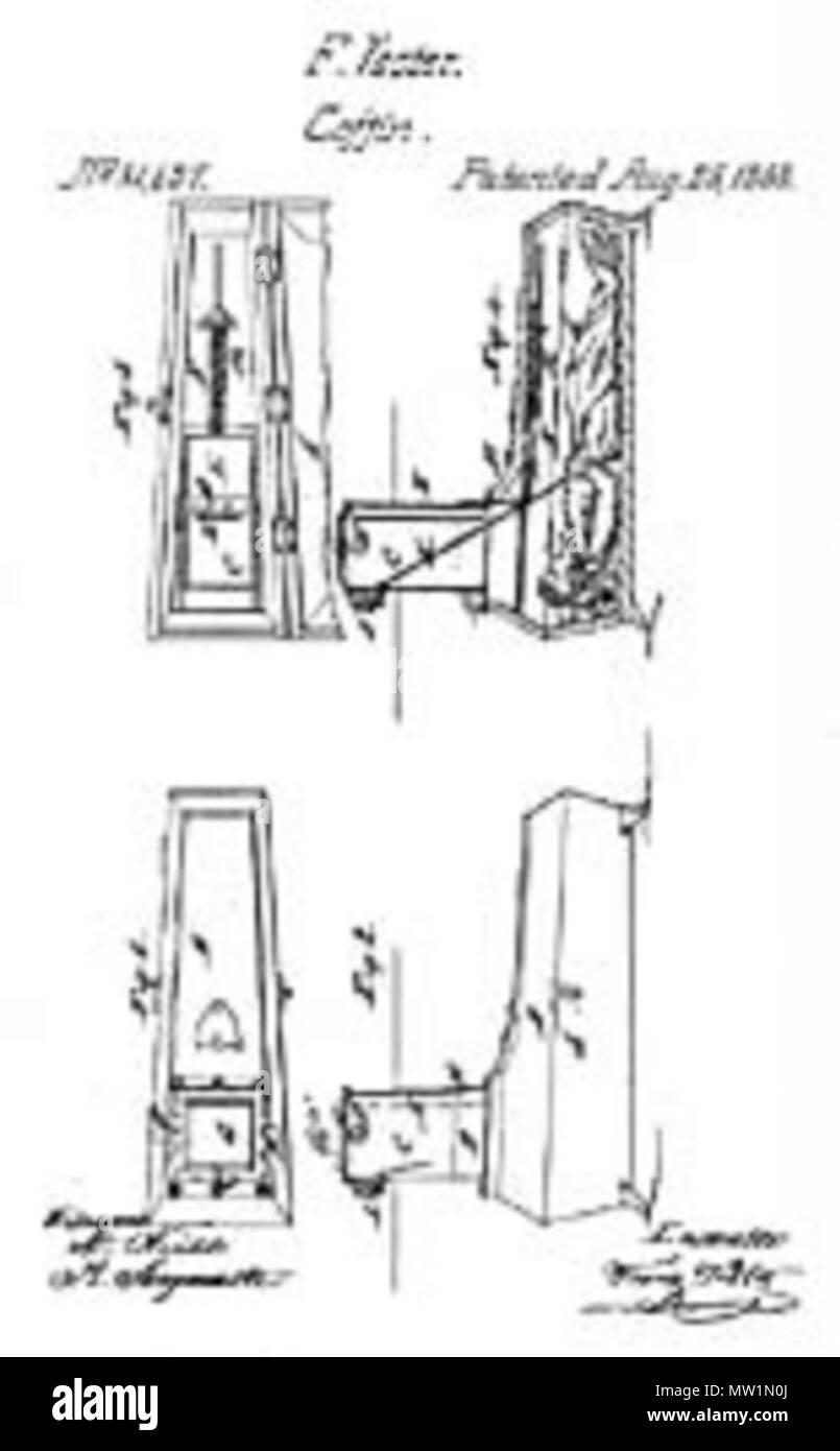 Case25 Of August Design Franz Burial Vester's 1868Vester E2HWD9YeI