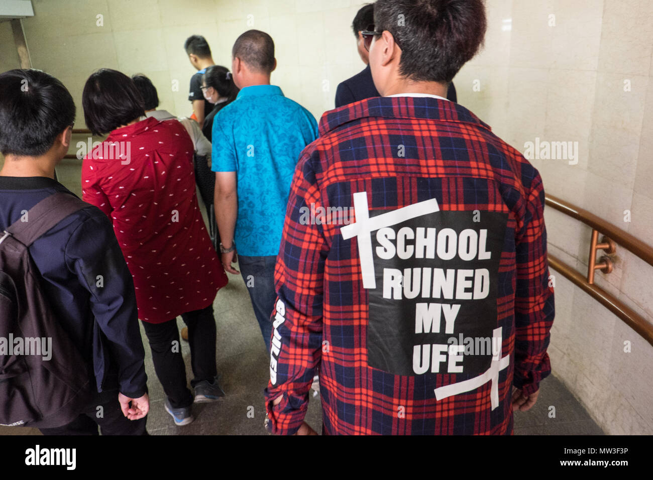 64466b9c Funny,poor,English,tee,shirt,clothing,spelling,mistake,humour,humor,Beijing,Peking,capital,city,Peoples  Republic of China,China,Chinese,Asia,Asian,