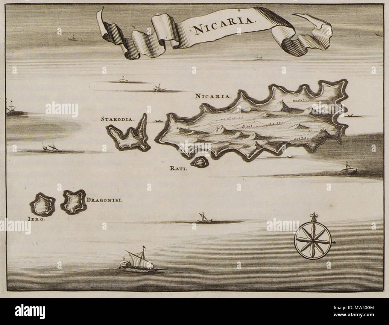 English Olfert Dapper Naukeurige Beschryving Der Eilanden In De Gm Control Location Archipel Middelantsche Zee Cyprus Rhodes Kandien Samos Scio Negroponte